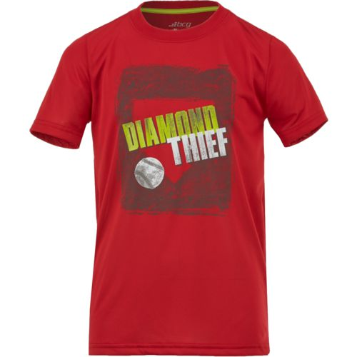 BCG Boys' Diamond Thief Short Sleeve T-shirt