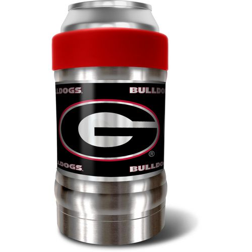 Great American Products University of Georgia LOCKER Vacuum-Insulated 12 oz Can/Bottle Holder
