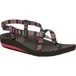 O'Rageous Women's Stripe Antigua Sandals - view number 2