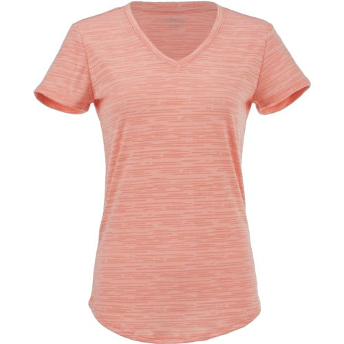 BCG Women's Athletic Horizon Burnout T-shirt