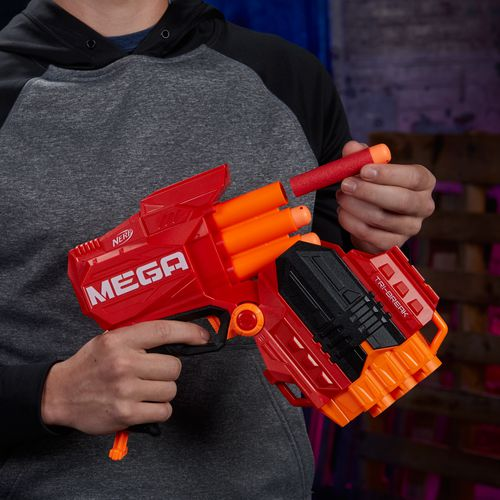 NERF N-Strike Mega Tri Break Blaster - view number 4