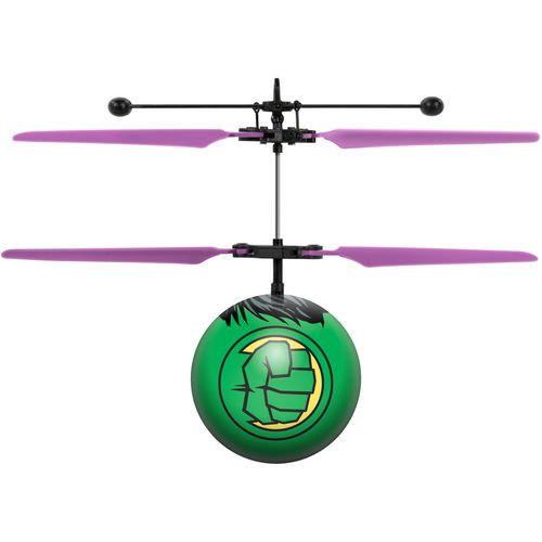 World Tech Toys Marvel Avengers Hulk IR UFO Ball Helicopter - view number 2