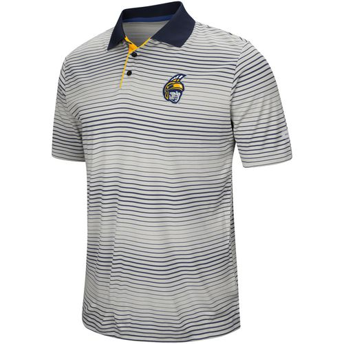 Colosseum Athletics Men's University of North Carolina at Greensboro Lesson Number One Polo Shirt