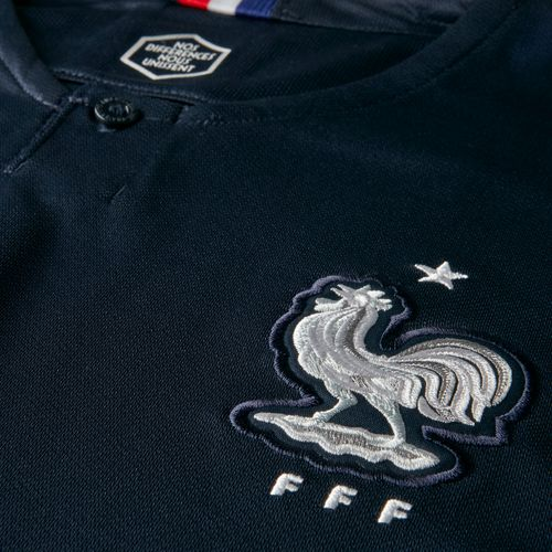 Nike Men's France Stadium Home Jersey - view number 3