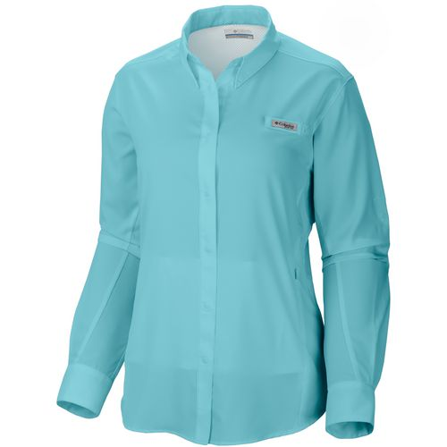 Columbia Sportswear Women's PFG Tamiami II Plus Size Long Sleeve Shirt - view number 3