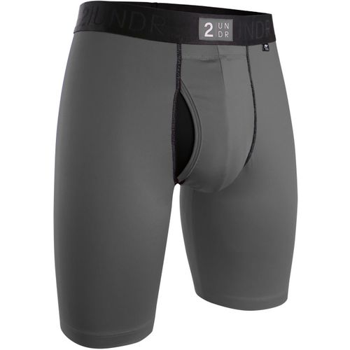 2UNDR Men's Power Shift 9 in Long Leg Boxer Briefs - view number 2