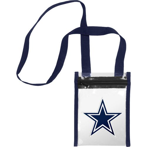 Forever Collectibles Dallas Cowboys Cross-Body Tote Bag