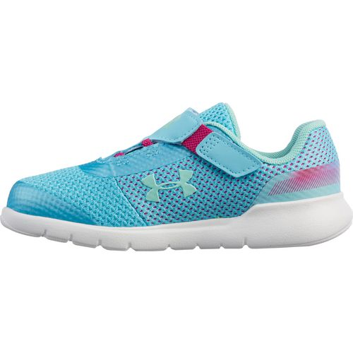 Under Armour Toddler Girls' Surge TD Running Shoes - view number 2