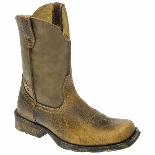Ariat Men's Rambler Cowboy Boots - view number 2