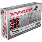Winchester Super-X® Power-Point® 7 mm Remington Magnum 150-Grain Rifle Ammunition