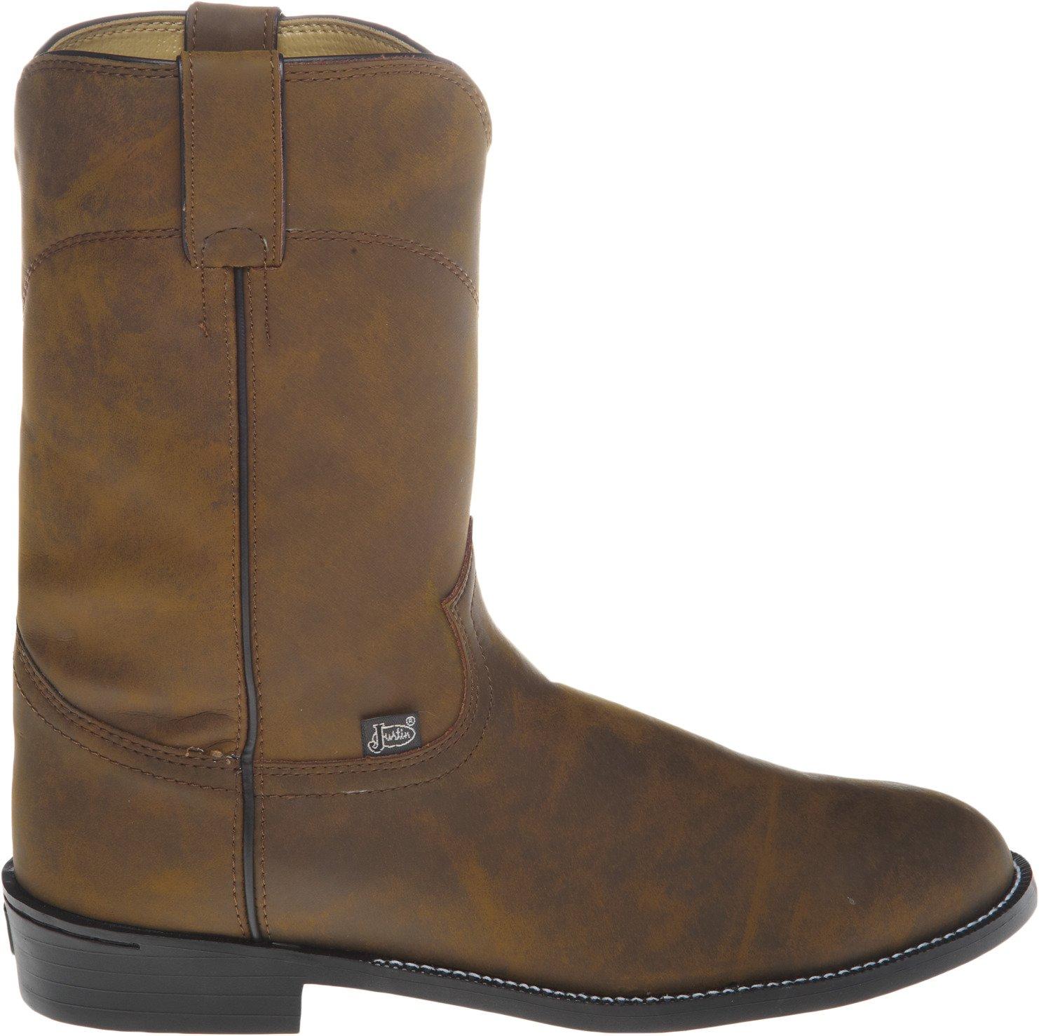 Justin Men's Roper Apache Western Boots