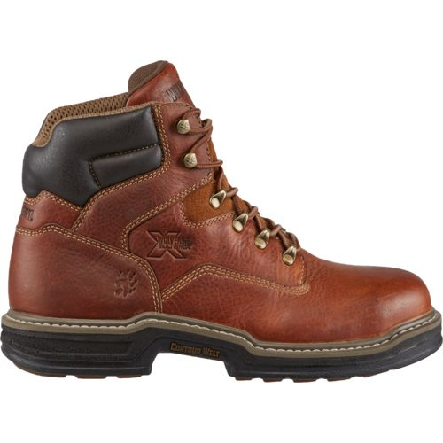 Wolverine Men s Raider Steel-Toe Work Boots