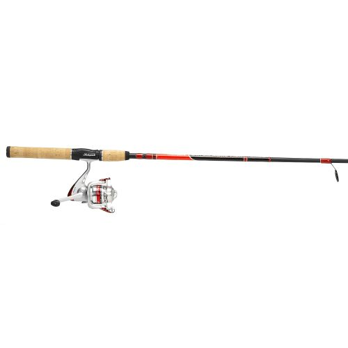 Shakespeare® Catch More Fish Bass 6'6' Freshwater Spinning Rod and Reel Combo