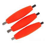 "Comal Tackle 3-1/2"" Peg Floats 3-Pack"