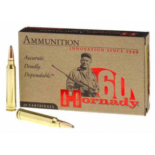 Hornady Interlock® BTSP .300 Winchester Magnum 165-Grain Rifle Ammunition