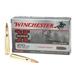 Winchester Super-X® Power-Point® .270 Winchester 130-Grain Rifle Ammunition