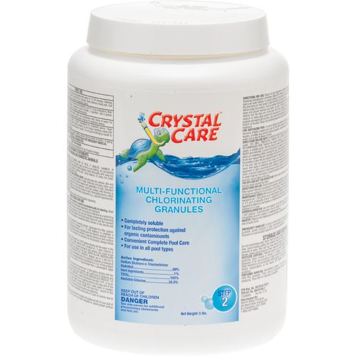 Crystal Care Granular Chlorine