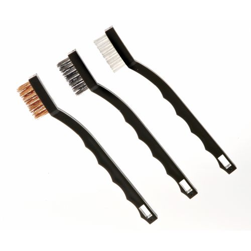 Game Winner® 3-Piece Utility Brush Set