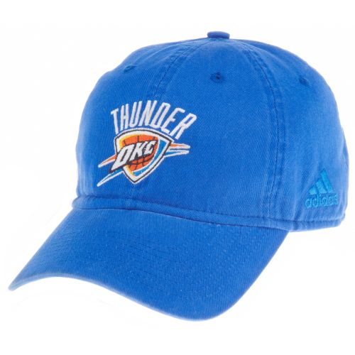adidas™ Men's Oklahoma City Thunder Adjustable Slouch Cap