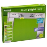 Taylor Glass Wide Body Composition Scale