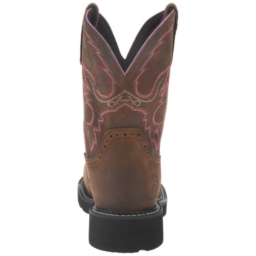 Justin Women's Gypsy® Steel-Toe Work Boots - view number 4