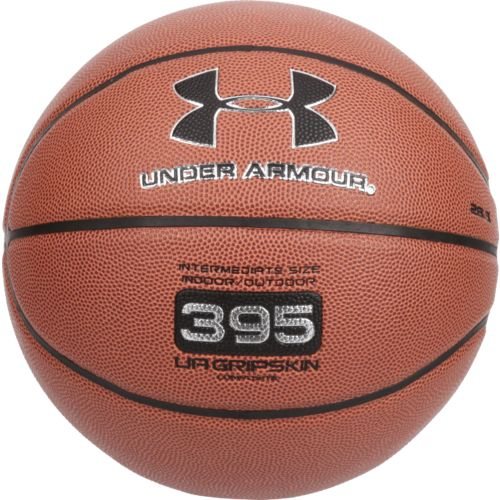 Under Armour® 395 Intermediate Size Indoor/Outdoor Basketball