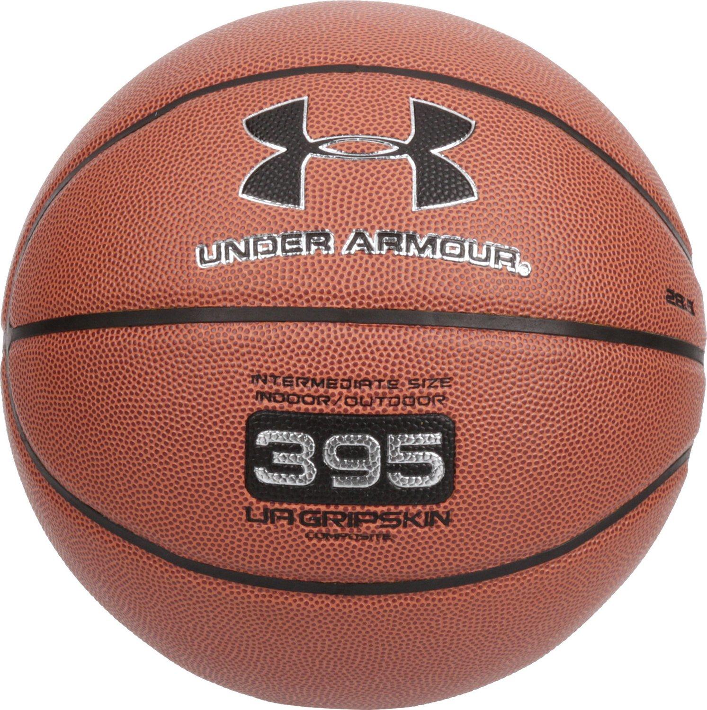 Under Armour® 395 Intermediate Size Indoor/Outdoor Basketball