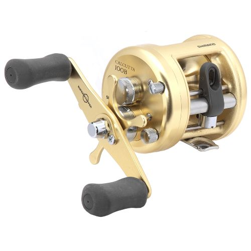 Display product reviews for Shimano Calcutta Round Baitcast Reel Right-handed