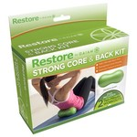 Gaiam Restore Strong Core and Back Care Kit