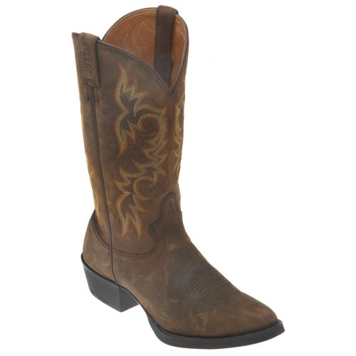 Justin Men's Stampede™ Cowboy Boots - view number 2