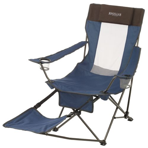 Magellan Outdoors  Footrest Chair