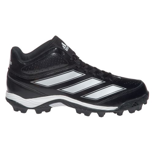 adidas Men s Malice TD Wide Mid-Top Football Shoes