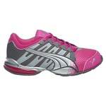 PUMA Girls' Voltaic III Jr. Athletic Lifestyle Shoes