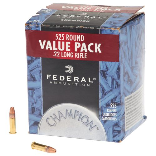 Display product reviews for Federal Premium® Ammunition Champion .22 LR 36-Grain Rimfire Ammunition