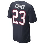 Nike Men's Houston Texans Arian Foster Name and Number T-shirt