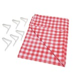 Timber Creek Table Cloth and Clamp Combo