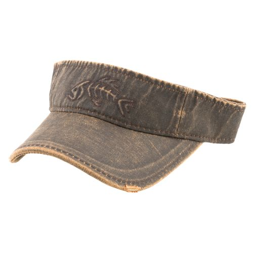 Outdoor Cap Men's Twill Bonefish Visor - view number 1