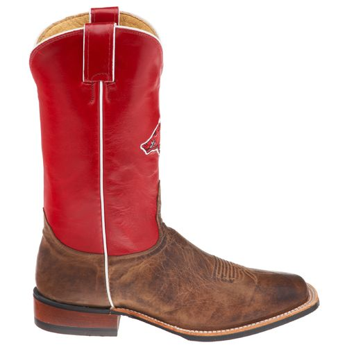 Nocona Men's University of Arkansas Western Boots