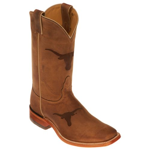 Men's Texas Longhorns Western Boot