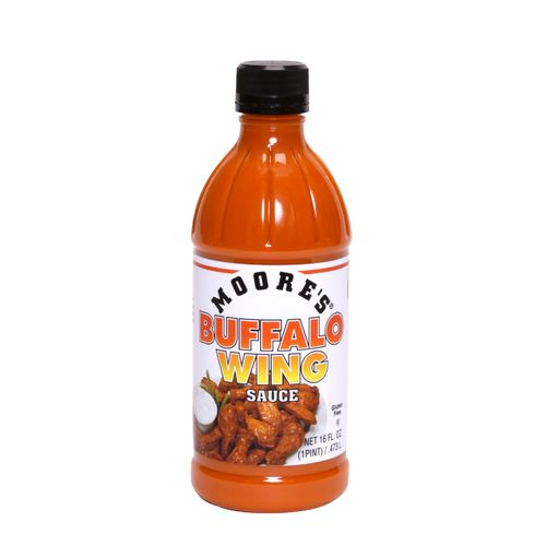 Image for Moore's 32 oz. Buffalo Wing Sauce from Academy