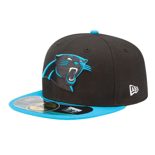 New Era Carolina Panthers 59FIFTY® NFL On Field Baseball Cap