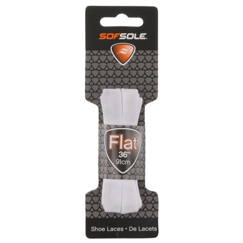 "Sof Sole® 36"" Flat Shoelaces"
