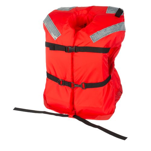 Image for KENT Adults' Type I Universal Vest-Style Life Jacket from Academy