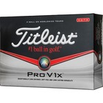 Titleist ProV1x High Number Golf Balls 12-Pack