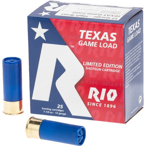 Rio Game Load 36 12 Gauge 7.5 Shotshells