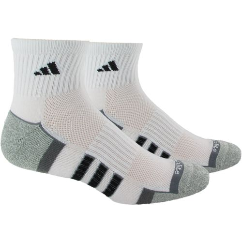 adidas™ Men's CLIMALITE® II Quarter Socks