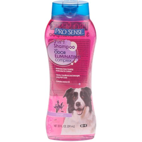 Pro-Sense 20 oz. 3-in-1 Dog Shampoo