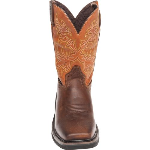 Justin Men's Rugged Composition Toe Western Work Boots - view number 3