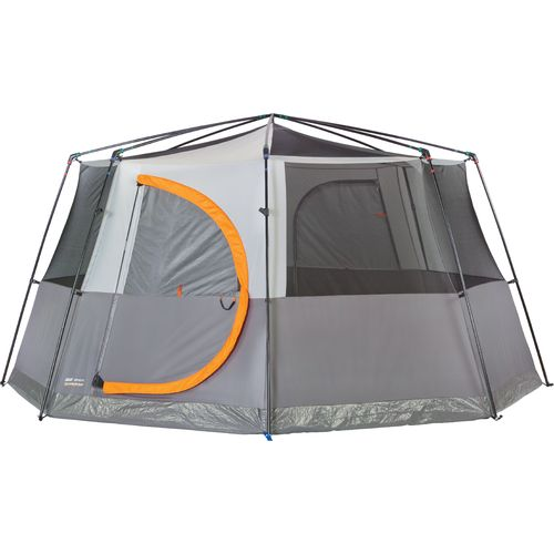 Display product reviews for Coleman Signature Series 8 Person Octagon Tent