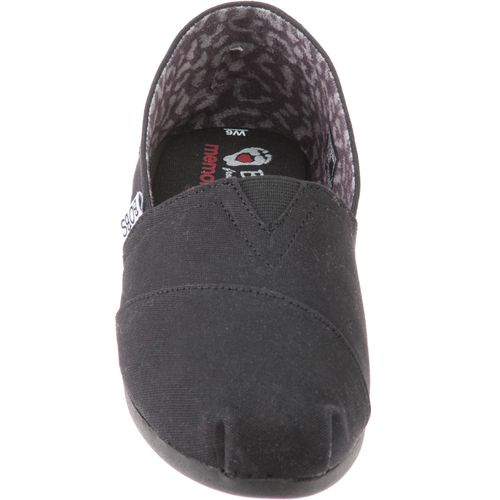 SKECHERS Women's BOBS Plush Peace and Love Casual Shoes - view number 3
